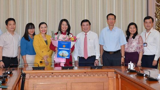 Bà Nguyễn Thị Ánh Hoa làm Giám đốc Sở Du lịch TPHCM ảnh 2