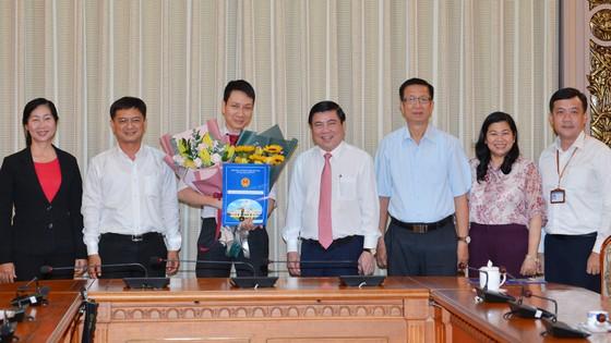 Bà Nguyễn Thị Ánh Hoa làm Giám đốc Sở Du lịch TPHCM ảnh 4
