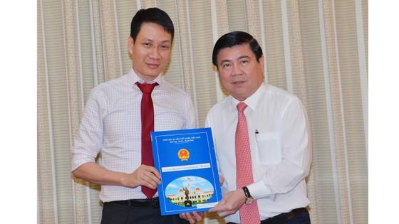 Bà Nguyễn Thị Ánh Hoa làm Giám đốc Sở Du lịch TPHCM ảnh 3