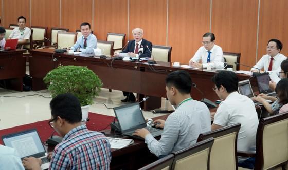 Đồng chí Nguyễn Văn Nên được bầu làm Bí thư Thành ủy TPHCM khóa XI ảnh 2