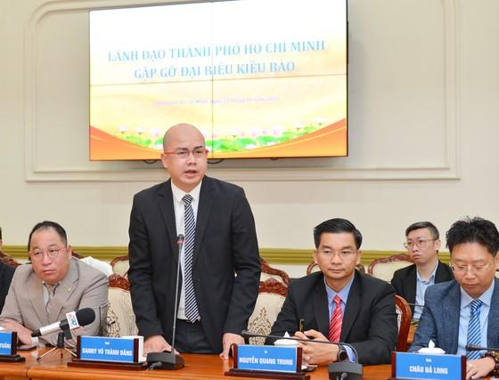 Bí thư Thành ủy TPHCM Nguyễn Văn Nên: Tạo nhiều cơ hội hơn cho kiều bào khi trở về quê nhà ảnh 2