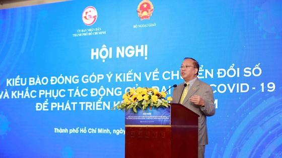 450 kiều bào trên toàn cầu góp ý cho Việt Nam về chuyển đổi số và phát triển kinh tế ảnh 7