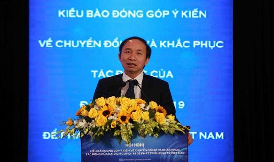 450 kiều bào trên toàn cầu góp ý cho Việt Nam về chuyển đổi số và phát triển kinh tế ảnh 5