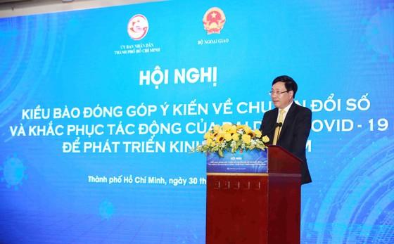 """Có sự đồng hành của kiều bào, Việt Nam có thể biến """"nguy"""" thành """"cơ"""" trong phát triển ảnh 3"""