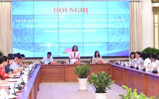 Kỳ họp thứ 23 HĐND TPHCM dự kiến diễn ra từ ngày 7 đến ngày 9-12-2020 ảnh 1