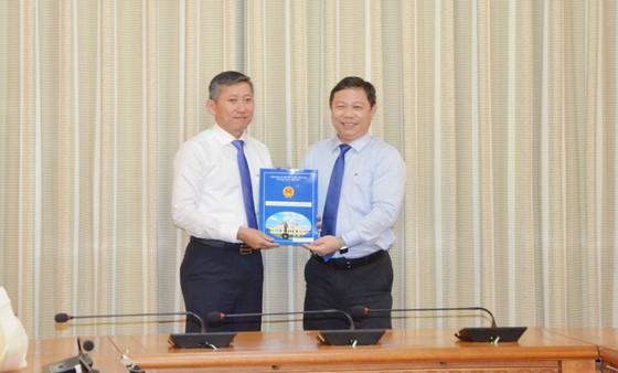 Ông Dương Trí Dũng làm Phó Giám đốc Sở GD-ĐT TPHCM ảnh 1