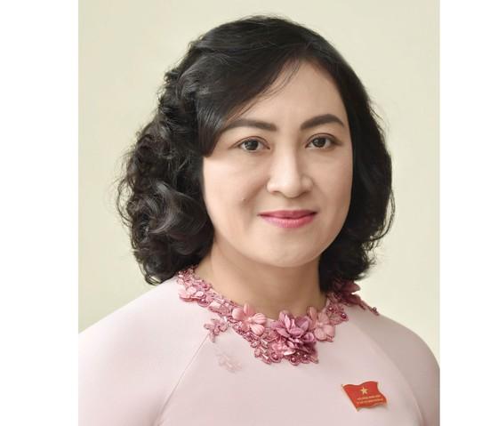 Giới thiệu bà Phan Thị Thắng và ông Lê Hòa Bình để bầu làm Phó Chủ tịch UBND TPHCM ảnh 1