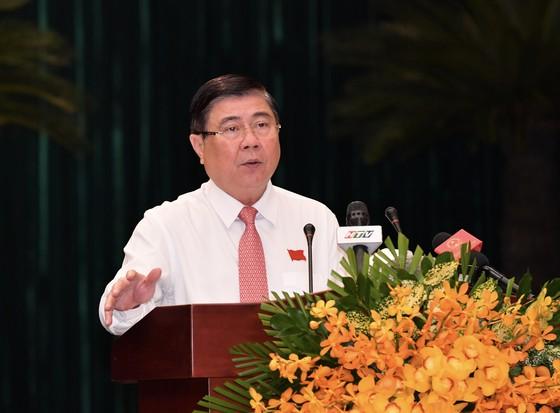 Chủ tịch UBND TPHCM Nguyễn Thành Phong đăng đàn trả lời chất vấn ảnh 4