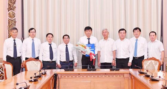 Ông Trần Quang Minh giữ chức Tổng Giám đốc SAWACO ảnh 1