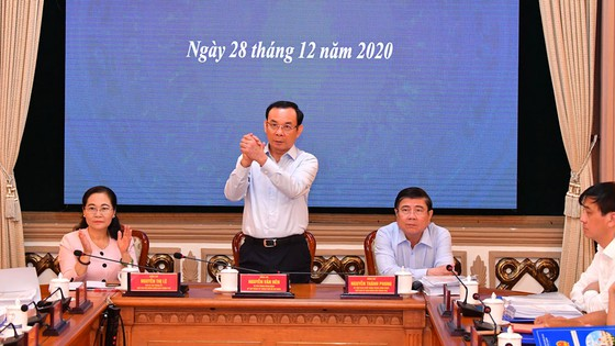 Chủ tịch UBND TPHCM Nguyễn Thành Phong: Sức mạnh nội tại của kinh tế TPHCM đang ngày càng tăng ảnh 2