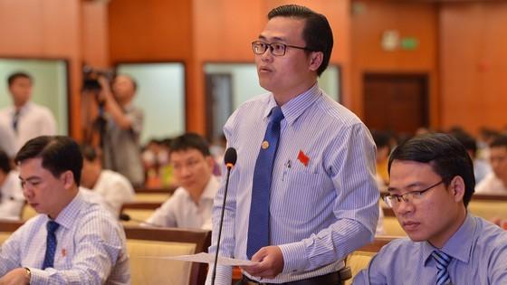 Đồng chí Cao Thanh Bình giữ chức vụ Chánh Văn phòng Đoàn Đại biểu Quốc hội và HĐND TPHCM ảnh 1