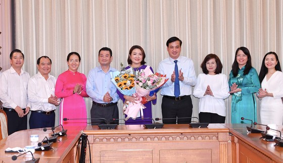 Bà Bùi Thị Ngọc Hiếu làm Phó Giám đốc Sở Du lịch TPHCM ảnh 3