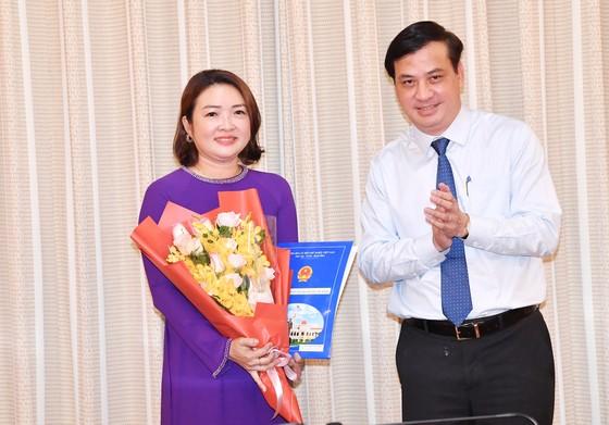 Bà Bùi Thị Ngọc Hiếu làm Phó Giám đốc Sở Du lịch TPHCM ảnh 1