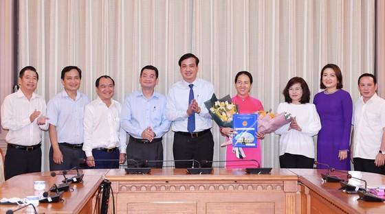 Bà Bùi Thị Ngọc Hiếu làm Phó Giám đốc Sở Du lịch TPHCM ảnh 4