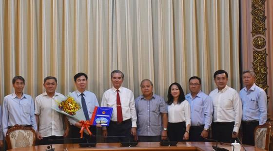 Ông Tăng Phước Lộc giữ chức vụ Phó Trưởng ban Ban Dân tộc TPHCM ảnh 2