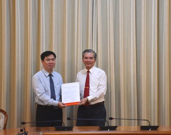 Ông Tăng Phước Lộc giữ chức vụ Phó Trưởng ban Ban Dân tộc TPHCM ảnh 1