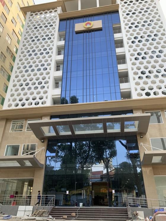 Sở LĐTB-XH TPHCM chuyển trụ sở làm việc trở lại quận 3 ảnh 1