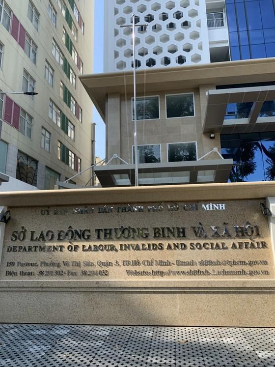 Từ hôm nay 22-2, Sở LĐTB-XH TPHCM phục vụ người dân tại trụ sở ở quận 3 ảnh 2