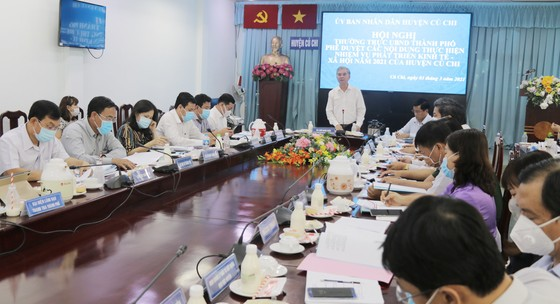 Huyện Củ Chi đề nghị chuyển đổi 17.000 ha đất nông nghiệp sang chức năng khác ảnh 1