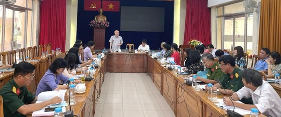 Trưởng Ban Tuyên giáo Thành ủy TPHCM Phan Nguyễn Như Khuê: Tạo điều kiện cho cử tri đóng góp ý kiến trong cuộc bầu cử ảnh 1