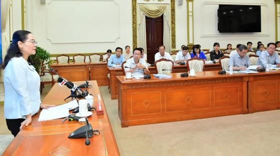 Chủ tịch HĐND TPHCM Nguyễn Thị Lệ: Cần chú ý đến biến động dân số khi lập danh sách cử tri ảnh 2