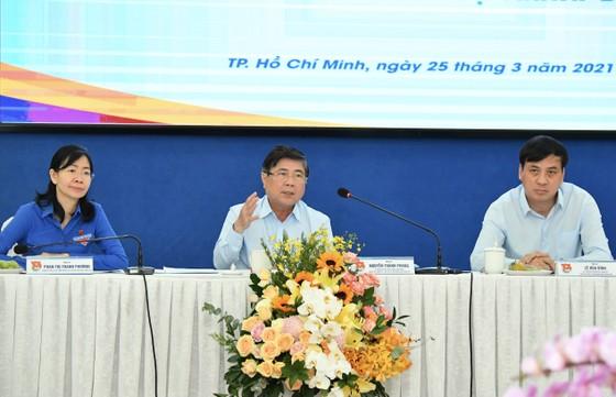 Đồng chí Nguyễn Thành Phong 'bật mí' với tuổi trẻ TPHCM về một tài sản quý báu và thiêng liêng ảnh 1