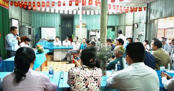 Đồng ý giới thiệu các đồng chí Văn Thị Bạch Tuyết, Nguyễn Thanh Hiệp ứng cử đại biểu Quốc hội; Cao Thanh Bình ứng cử đại biểu HĐND TPHCM ảnh 1