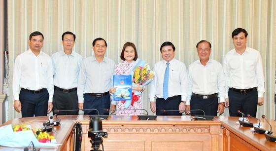 Ông Trần Hoàng Quân giữ chức Giám đốc Sở Xây dựng TPHCM ảnh 4