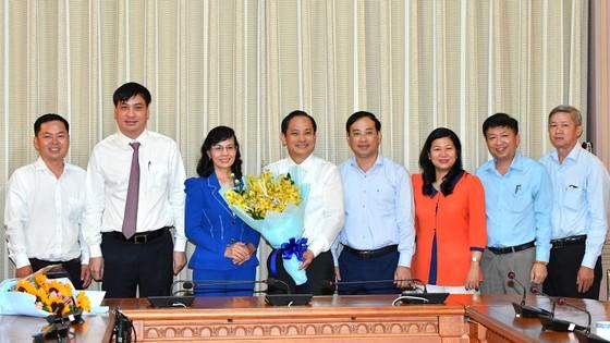 Ông Phạm Văn Lũy làm Phó Chủ tịch UBND huyện Bình Chánh ảnh 2