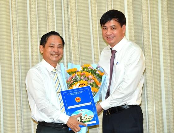 Ông Phạm Văn Lũy làm Phó Chủ tịch UBND huyện Bình Chánh ảnh 1