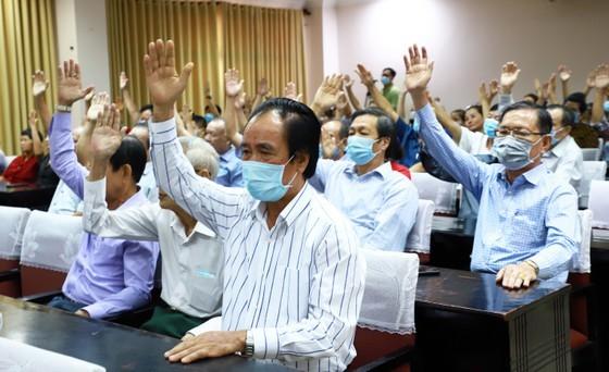 TPHCM chốt danh sách chính thức 37 người ứng cử đại biểu Quốc hội và 158 người ứng cử đại biểu HĐND ảnh 1