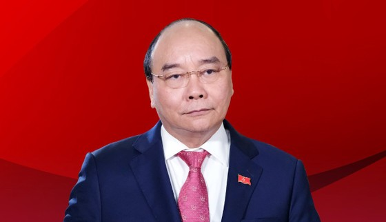 Chủ tịch nước Nguyễn Xuân Phúc ứng cử đại biểu Quốc hội tại TPHCM  ảnh 1