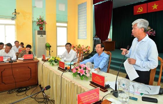 Bí thư Thành ủy TPHCM Nguyễn Văn Nên: Có cơ chế đầu tư tương xứng với tầm vóc và vai trò của Cần Giờ ảnh 2