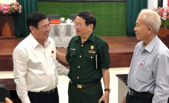 Chủ tịch UBND TPHCM Nguyễn Thành Phong ứng cử HĐND TPHCM tại địa bàn quận 1 ảnh 1