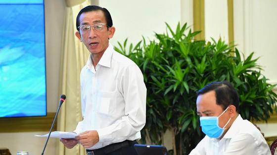 Chủ tịch UBND TPHCM Nguyễn Thành Phong: Hiện thực hóa khát vọng vươn lên của TPHCM, trở thành đại đô thị mang đẳng cấp khu vực ảnh 3