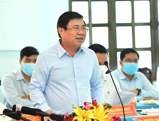 Chủ tịch nước Nguyễn Xuân Phúc quan tâm thúc đẩy hai huyện Hóc Môn và Củ Chi phát triển ảnh 7