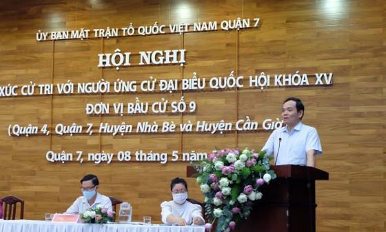 Ủy ban Bầu cử TPHCM chỉ đạo phương án tiếp xúc cử tri trực tuyến để vận động bầu cử ảnh 1