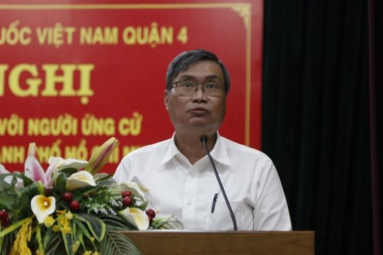 Ứng cử viên HĐND TPHCM cam kết 'nói ít, làm nhiều' ảnh 6