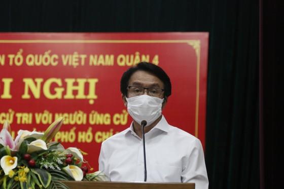 Ứng cử viên HĐND TPHCM cam kết 'nói ít, làm nhiều' ảnh 2