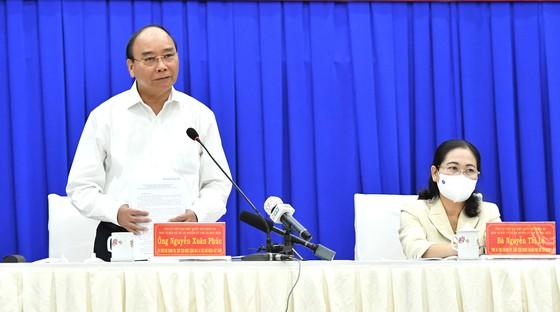 Chủ tịch nước Nguyễn Xuân Phúc cùng lãnh đạo TPHCM sẽ kêu gọi các tập đoàn lớn đầu tư vào huyện Củ Chi, huyện Hóc Môn ảnh 3