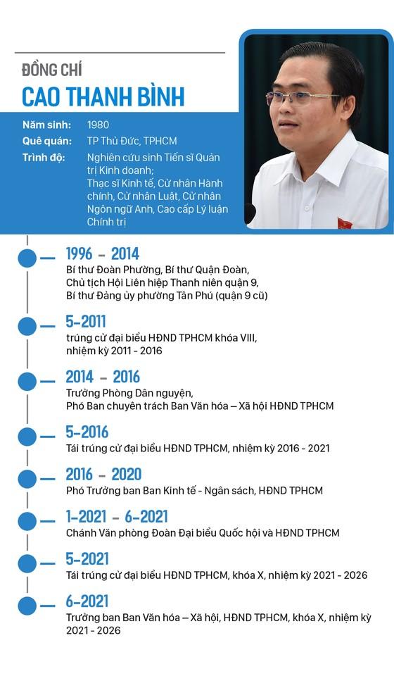 Đồng chí Nguyễn Thị Lệ tái đắc cử Chủ tịch HĐND TPHCM khóa X ảnh 7