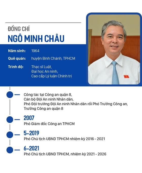 Đồng chí Nguyễn Thành Phong tái đắc cử Chủ tịch UBND TPHCM ảnh 7