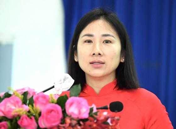 Huyện Củ Chi có tân Chủ tịch HĐND Nguyễn Quyết Thắng, tân Chủ tịch UBND Phạm Thị Thanh Hiền ảnh 2