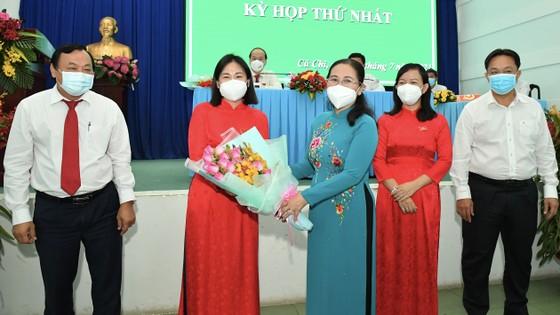 Huyện Củ Chi có tân Chủ tịch HĐND Nguyễn Quyết Thắng, tân Chủ tịch UBND Phạm Thị Thanh Hiền ảnh 3