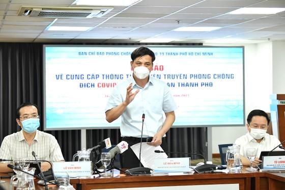 TPHCM cam kết đảm bảo người dân trong khu cách ly có điều kiện sinh hoạt tốt ảnh 1