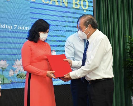 Đồng chí Nguyễn Thành Phong được Thủ tướng phê chuẩn chức vụ Chủ tịch UBND TPHCM, nhiệm kỳ 2021-2026 ảnh 4