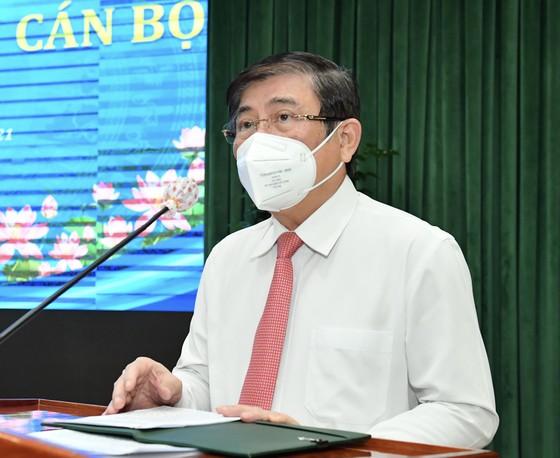 Đồng chí Nguyễn Thành Phong được Thủ tướng phê chuẩn chức vụ Chủ tịch UBND TPHCM, nhiệm kỳ 2021-2026 ảnh 9