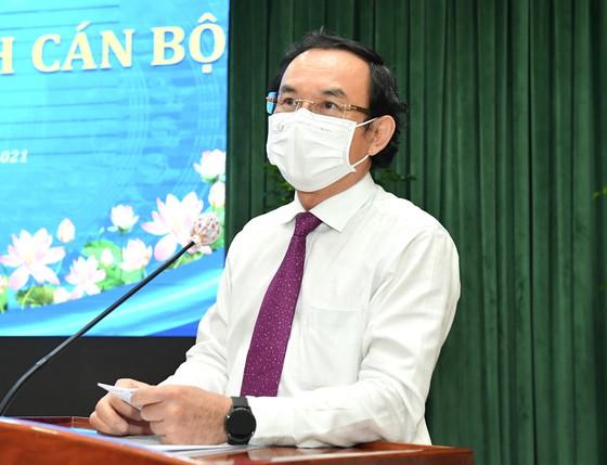 Đồng chí Nguyễn Thành Phong được Thủ tướng phê chuẩn chức vụ Chủ tịch UBND TPHCM, nhiệm kỳ 2021-2026 ảnh 8