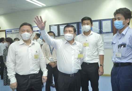 Thư kêu gọi của Chủ tịch UBND TPHCM Nguyễn Thành Phong gửi nhân dân TPHCM ảnh 1