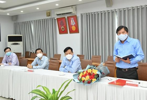 Đồng chí Tăng Hữu Phong giữ chức vụ Tổng Biên tập Báo Sài Gòn Giải Phóng ảnh 1